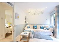 Short term 2 bedroom accommodation available from now until 18th May. Pets considered.