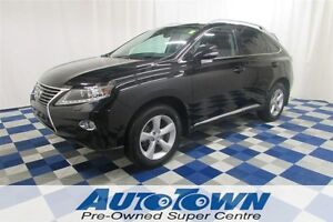 2013 Lexus RX 350 SPORT AWD/SUNROOF/LEATHER/HTD MEMORY SEATS