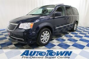 2014 Chrysler Town & Country Touring/BACKUP CAM/DVD PLAYER/ACCID