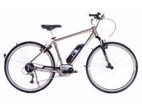 Raleigh Captus Silver E-Bike for sale  Hampshire