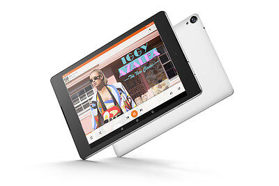 The Nexus 9 is a stylish device