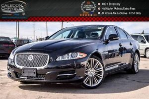 2013 Jaguar XJ Supercharged|AWD|Navi|Pano Sunroof|Backup Cam|Blu