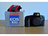 Two Canon 35mm Film Cameras (NOT digital) - Please read advert