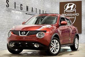 2011 Nissan Juke SL AWD CUIR GPS TOIT OUVRANT