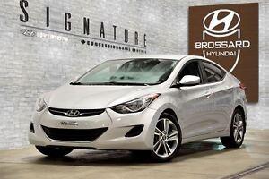 2013 Hyundai Elantra L AVEC MAGS DE GLS