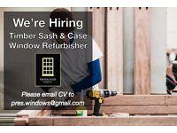 Timber Sash and Case Window Refurbisher