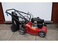 mountfiedld self propelled petrol lawnmower sp454