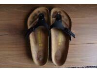Birkenstock ladies flip-flops