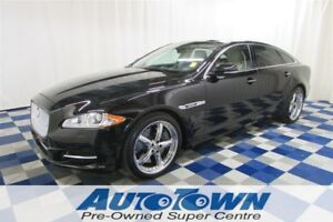 2011 Jaguar XJ XJL Supercharged/NO ACCIDENTS/FULLY LOADED!!!