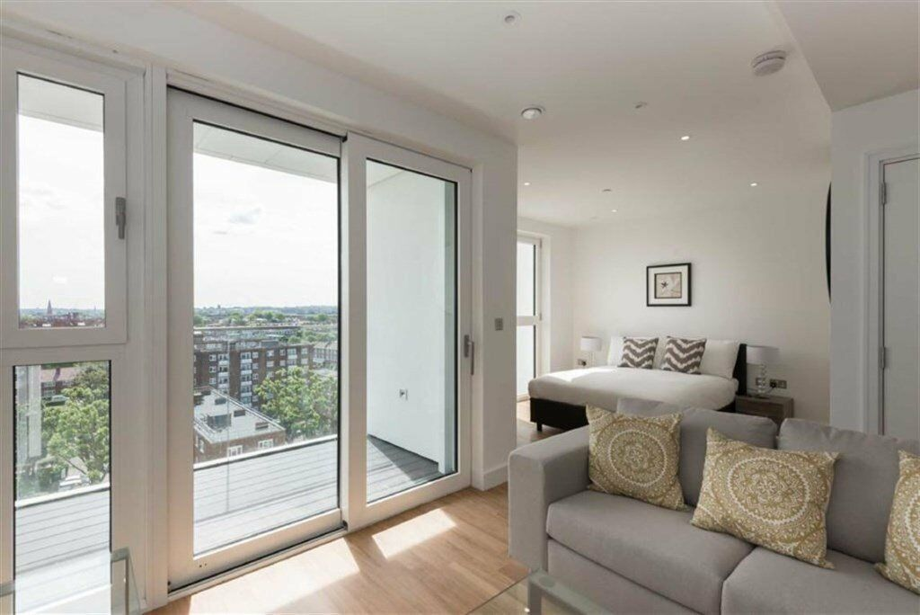 LUXURY STUDIO SUITE NINE ELMS POINT BACH HOUSE SW9 VAUXHALL STOCKWELL WANDSWORTH OVAL BATTERSEA