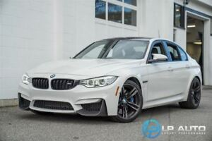 2015 BMW M3 Local! Easy Approvals!!