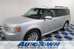 2011 Ford Flex SEL AWD/NO ACCIDENTS/ONE OWNER/LEATHER