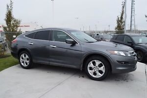 2012 Honda Crosstour EX-L 4WD New Tires Leather All Wheel Drive