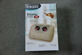 HoMedics Shiatsu Massage Cushion with Heat