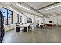 FULLY FITTED WAREHOUSE STYLE OFFICE SPACE IN SHOREDITCH FOR RENT