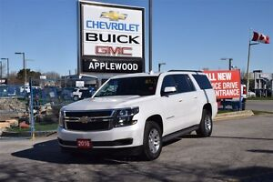 2016 Chevrolet Suburban NAV, DVD, WI-FI HOT SPOT, LEATHER, SUNRO