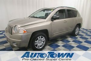2010 Jeep Compass SPORT/AWD/KEYLESS ENTRY/A/C