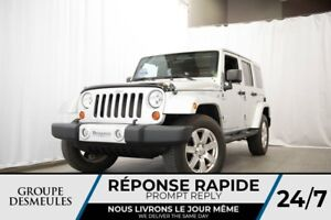 Jeep Wrangler Unlimited 70th anniversary**edition special** 2011