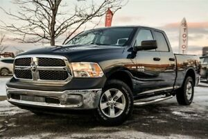 2013 Ram 1500 4x4, ST, A/C, LOW KM, POWER GROUP
