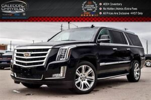 2017 Cadillac Escalade ESV Luxury|4x4|7 Seater|Navi|Sunroof|DVD|