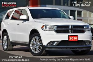 2016 Dodge Durango Limited LEATHER | SUNROOF | BLUETOOTH