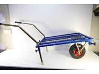 Big Wheel Fishing Barrow Platform Trolley 1805954