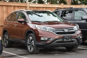 2015 Honda CR-V Touring LEATHER NAVI AWD