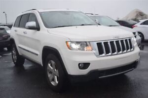 2012 Jeep Grand Cherokee LIMITED 4WD CUIR TOIT PANO MAGS