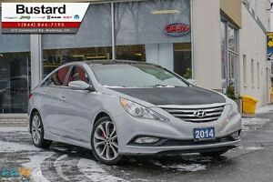 2014 Hyundai Sonata SE | PANORAMIC ROOF | LEATHER | CARBON FIBER