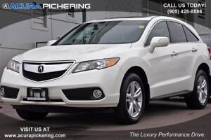 2013 Acura RDX Tech Package 6sp at