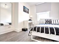 2 Bedroom flat, 5 minutes walking from the Kennington Station, lovely double room!