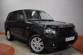 LAND ROVER RANGE ROVER 4.4 TDV8 VOGUE 5 Door 4X4 (black) 2012