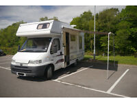 Elddis Suntor 1997 CAN GO OFF GRID 4 Berth ONLY 31,300 miles Excellent Condition
