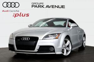 2012 Audi TT COUPÉ 2.0 TFSI QUATTRO S LINE ! NOUVEL ARRIVAGE !