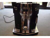 DeLonghi EC820 B coffee maker.