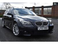 *REDUCED* BMW 535d Msport touring 535 d 2007 E61 Lci, Full service history, diesel.