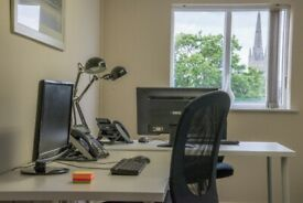 Office Space Norwich   4 Person Office Space £800pm   Serviced Offices NR1