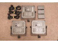 F&V K4000 LED 3 Light Kit + Bag [5600K Daylight Video LED Panel Light]