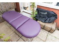 Sale * HOUSE CLEARANCE* Massage Imperial The Royal Touch massage table