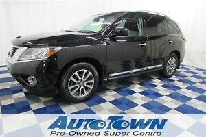 2013 Nissan Pathfinder SL/CLEAN HISTORY/LEATHER INTERIOR/MEMORY