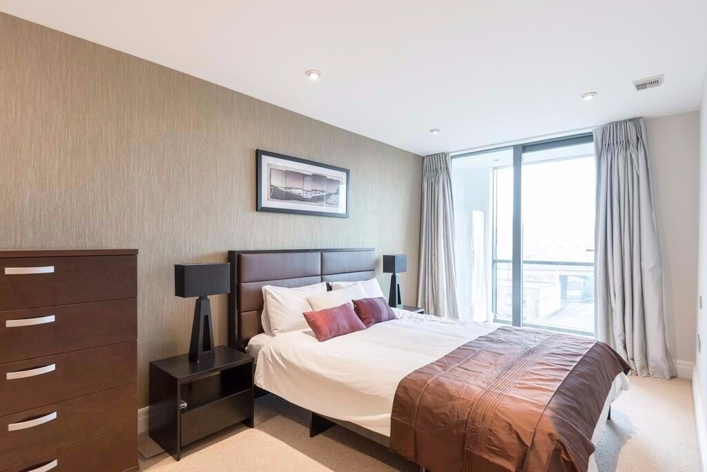 Newly refurbished 2 Bedroom apartment on Edgware Rd!