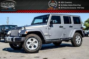 2015 Jeep WRANGLER UNLIMITED Sahara|4x4|Hard Top|Navi|Bluetooth|