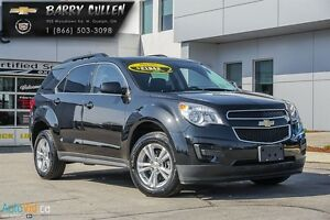 2015 Chevrolet Equinox LT One Owner*Rear Cam*Heated seats*Remote