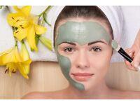 Nu skin face lift facial Aromatherapy Reflexology Reiki Hopi ear candling