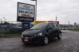2013 Chevrolet Sonic LT, BLUETOOTH, HEATED SEATS, FUN TO DRIVE