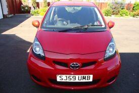 Toyota Aygo 2009 68500 miles
