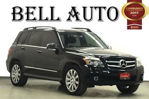 2012 Mercedes-Benz GLK-Class 350 4MATIC PANORAMIC ROOF BLUETOOTH