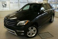 2013 Mercedes-Benz M-Class ML 350 BlueTEC 4MATIC + NAVIGATION +