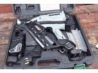 Hitachi NR90GC2 GAS 7.2v Battery 1st First Fix Framing Nailer 90mm Capacity