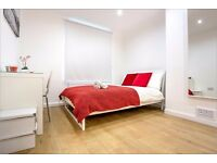 Right in the heart of Borough, this newly refurbished double room